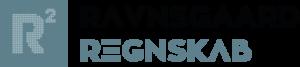 Logo header - R2 | Ravnsgaard Regnskab ApS
