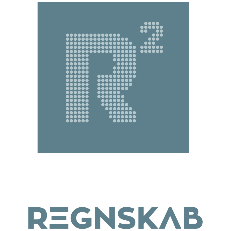 R2 | Ravnsgaard Regnskab ApS logo hvid